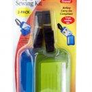 Luggage Tag Sewing Kit Set