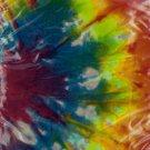 20 pack 9 4/5 x 9 3/4 in. tie dye beverage napkins