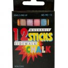 Multi-color Chalk Sticks Set