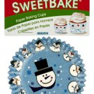 SweetBake Holiday Paper Baking Cups