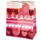 Hearts & Swirls Gift Bag