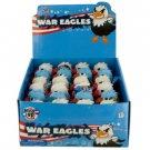 Wind 'Em Up War Eagles Countertop Display