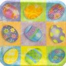8 pk 9 1/4 in springtime eggs plates