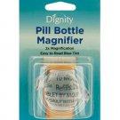 Pill Bottle Magnifier