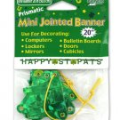 20-Inch Happy St. Pat's Banner