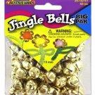 13mm Gold jingle bells