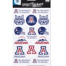 university of arizona spirit stickers