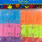 Colorful Hair Clips Party Favors