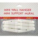 Mini expandable wall hanger