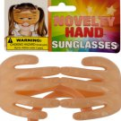 Novelty Hand Sunglasses