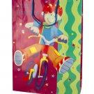 Large Happy Birthday Bike Boy Gift Bag
