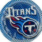 Tennessee Titans Party Plates