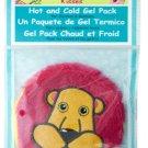 Mommy's Kisses Plush Lion Hot & Cold Gel Pack