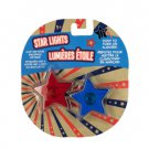 Clip-On Americana Star Lights Set