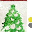 Christmas Tree Shape Hanging Decoration
