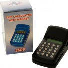 Clip Calculator with Magnet