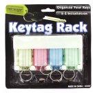 Key Tag Rack
