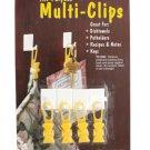 Multi-Purpose Adhesive Clips Set
