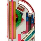 Math Set in Carrying Case