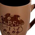 Cappuccino Ceramic Coffee Mug