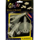 Glow In The Dark Space Planes