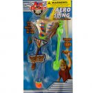 Aero Sling Rubber Band Spinner Toy