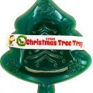 Mini Christmas Tree Tray Set