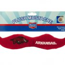 University of Arkansas Plush Mustache