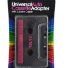 Plug & Play Universal Auto Cassette Adapter