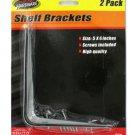 Shelf Brackets with Screws