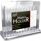 Crystal Cut Napkin Holder