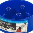 Slow Feeder Dog Food Bowl