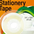 Clear Stationery Tape in Dispenser