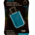 Blue USB Wall Charger