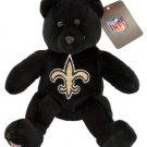 NFL Licensed New Orleans Saints Plush Bear