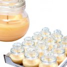 Tender Honeypot Jar Candle Display