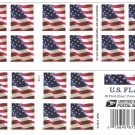 USPS SHEET of 20 2017 Flags First Class Postage Forever Stamps Booklet