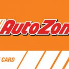 Autozone Gift Card $100 Auto Zone Discount Coupon 100 Repair Car