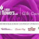 1800Flowers $100 Gift Card Discount Coupon 100 Flowers