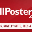 AllPosters.com $100 Gift Card Discount Coupon 100