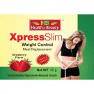 HB Xpress Slim 42g Herbal Dietary Supplement Health and Beauty