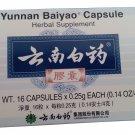 Yunnan Baiyao Capsule Herbal OTC yun nam bai yao