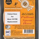 Pullout Spout Hose Replacement DH 620MN for MOEN101728