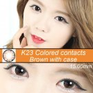 Eye Color Contacts Lenses Crazy Halloween Color Cosplay Circle