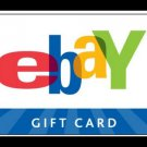 ebay.com $100 Gift Card Discount Coupon 100 50 25 ebay auction