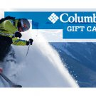Columbia $100 Gift Card Discount Coupon 100 50 25 outdoor sporting