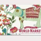 Cost Plus World Market $100 Gift Card Discount Coupon 100 50 25 Supermarket