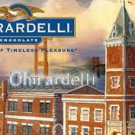 Ghirardelli Chocolate $100 Gift Card Discount Coupon 100 50 25