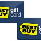 Best Buy $25 Gift Card 25 Discount BestBuy.com