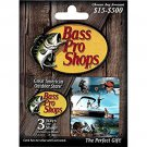 Bass Pro Shops $100 Gift Card Discount 100 Outdoor store
